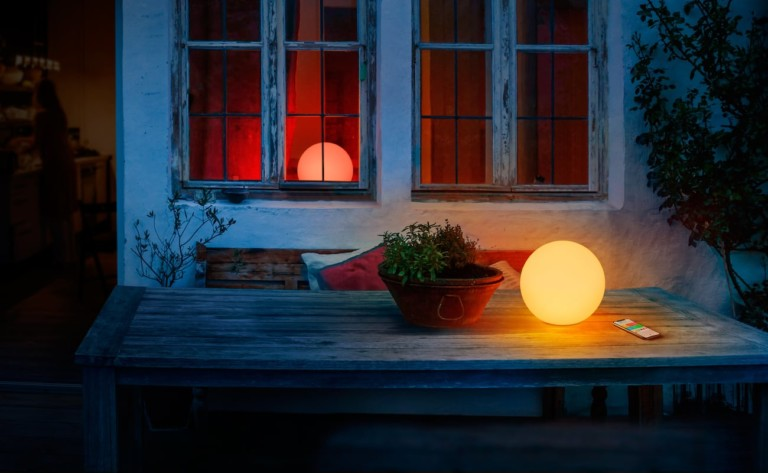 Eve Flare Portable Smart LED Lamp