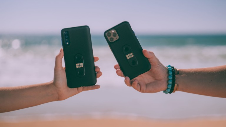 """FoneDrop limitless <em class=""""algolia-search-highlight"""">phone</em> case ecosystem protects, mounts, and recharges your smartphone"""