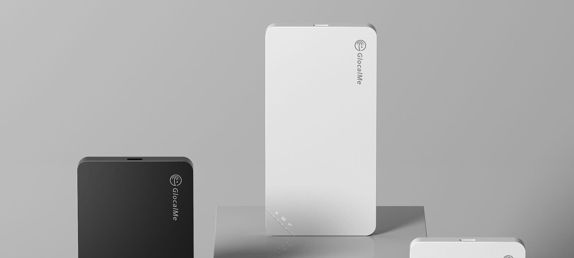 GlocalMe U3 mobile Wi-Fi hotspot comes with one gigabyte of global data