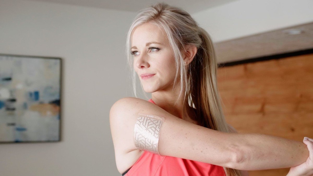 This gorgeous pain relief patch is the simple way to feel better