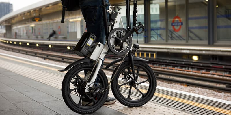 KwikFold X-ite 3A Electric Folding Bike