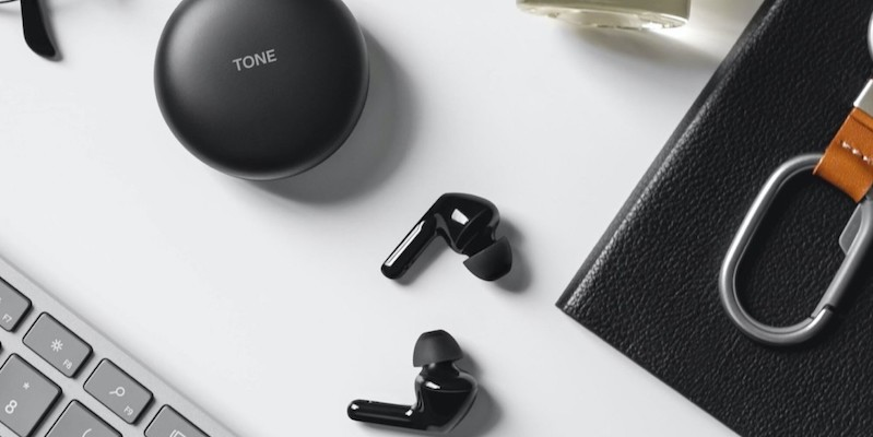 LG Tone Free FN7 Earbuds