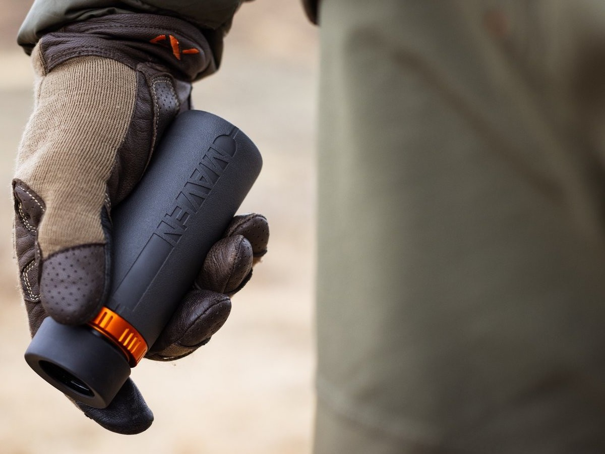 MAVEN CM.1 EDC monocular uses multicoated ED glass for clarity even for far-away objects