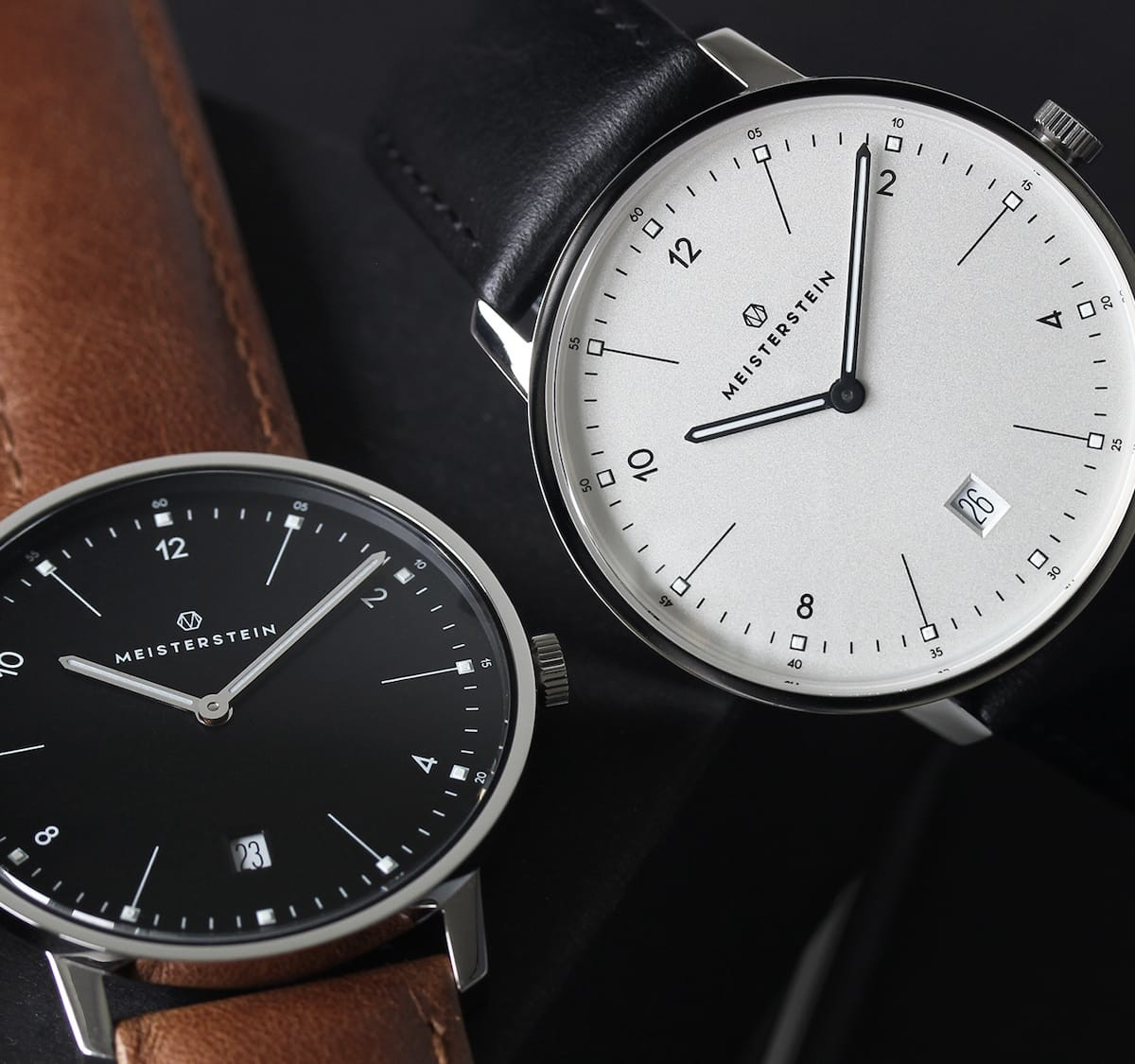 MINOA Bauhaus-inspired watch is incredibly gorgeous, minimalist, and precise