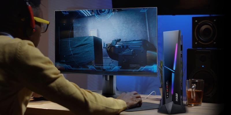 MSI MEG Trident X Compact Gaming Desktop