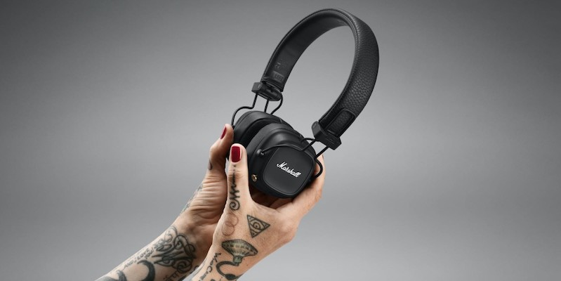 Marshall Major IV Iconic Headphones