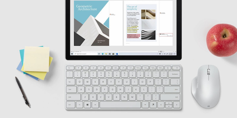 Microsoft Designer Compact Wireless Keyboard