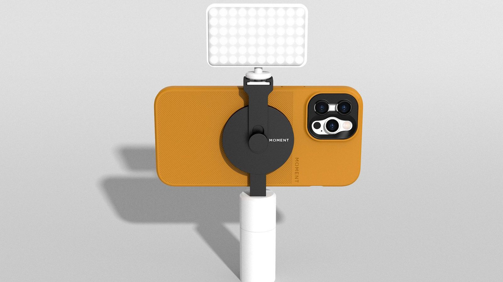 Moment iPhone 12 Mounts with MagSafe securely stabilize your phone everywhere