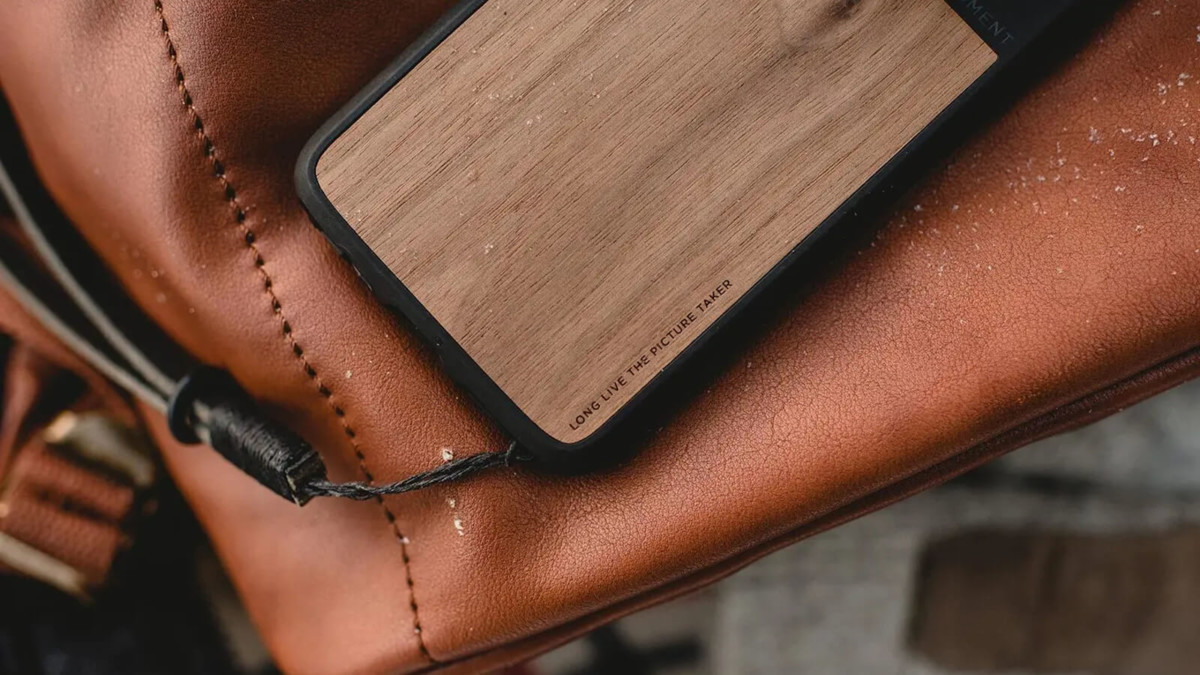 Moment iPhone 12 Case with MagSafe features a rugged, dual-compound construction