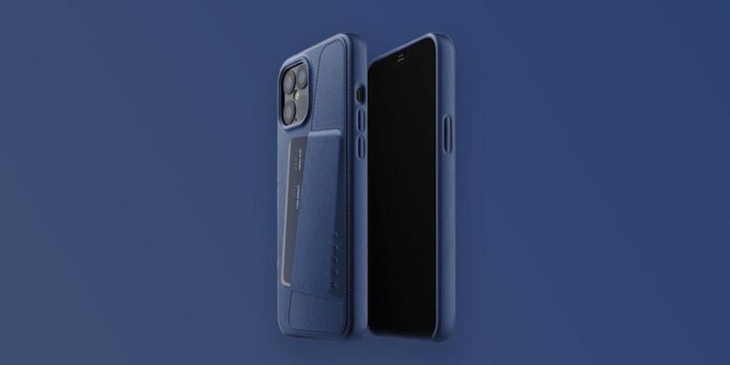 Mujjo iPhone 12 Pro Max Cover