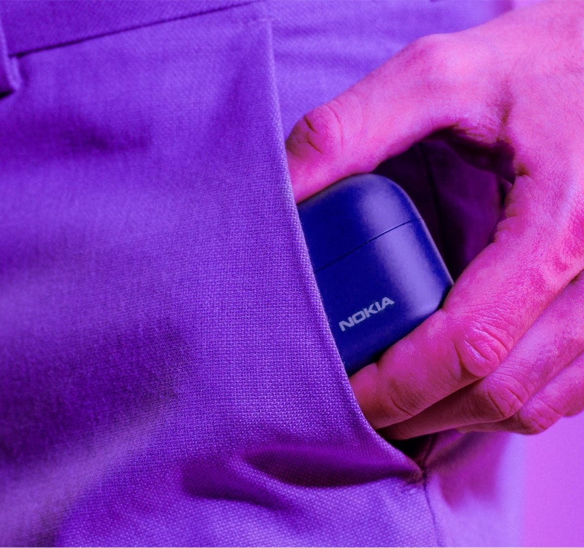 Nokia Power Earbuds Lite are completely waterproof