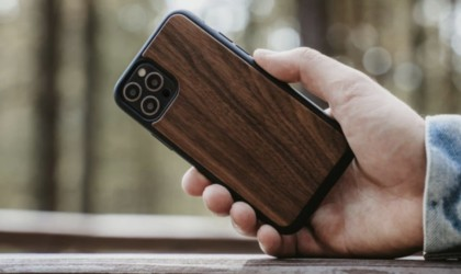 Oakywood Wooden iPhone 12 Bumper Case