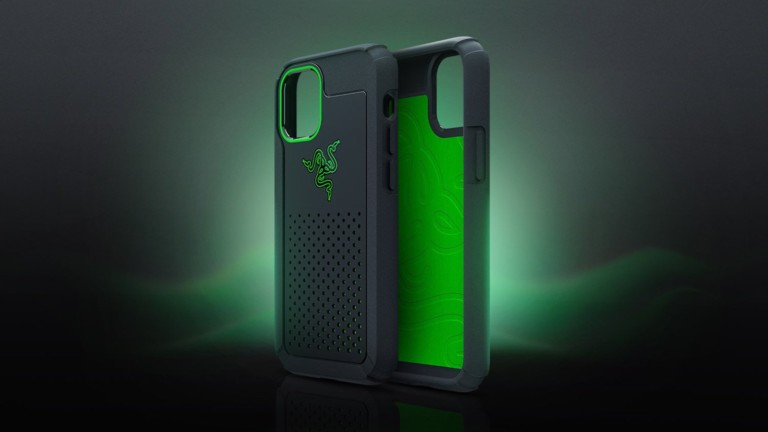 "Razer Arctech Pro <em class=""algolia-search-highlight"">Case</em> for <em class=""algolia-search-highlight"">iPhone</em> 12 series features Thermaphene Cooling Technology"