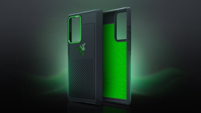 Razer Arctech Pro Galaxy Note20 case features an antibacterial coating