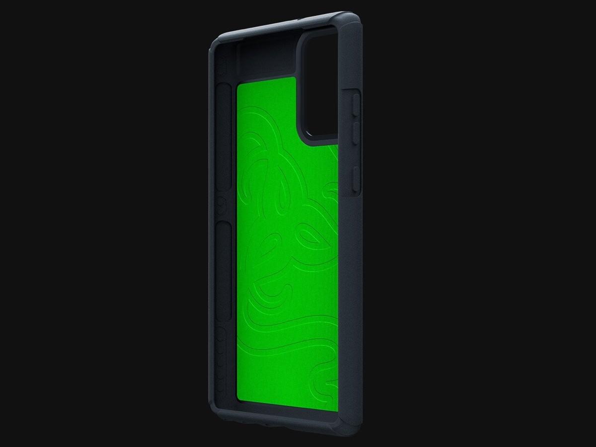 Razer Arctech Pro Galaxy Note20 case features an antibacterial coating