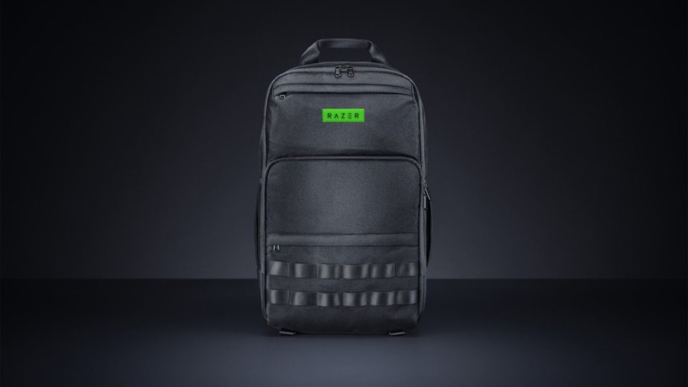 "Razer Concourse Pro Gaming <em class=""algolia-search-highlight"">Backpack</em> has a soft inner lining to protect delicate gear"