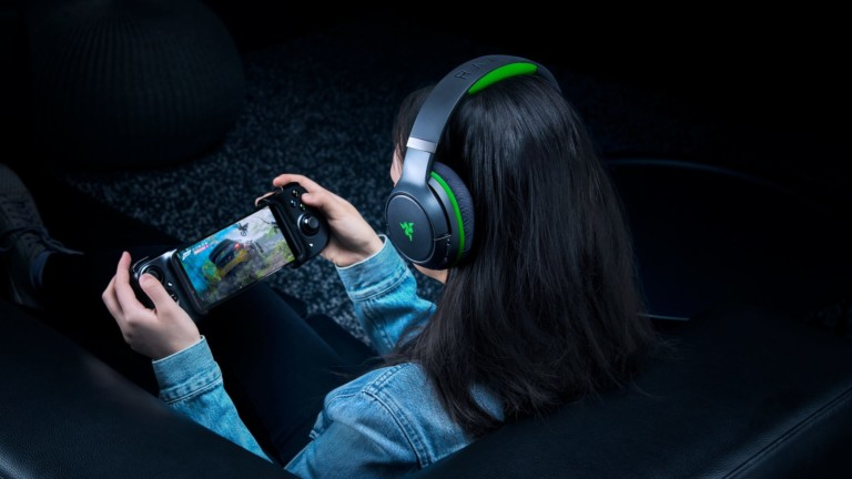 Razer Kaira Pro Xbox & cloud gaming headset uses next-gen audio technologies