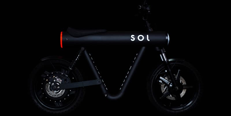 SOL Motors Pocket Rocket Urban eBike