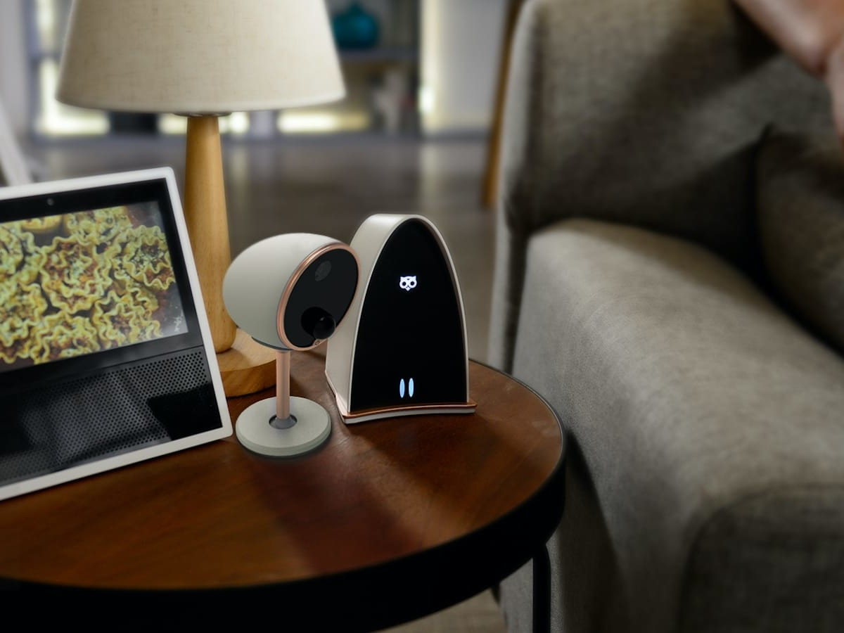 Scenes One Wi-Fi HaLow security camera has an incredible 1,000′ range