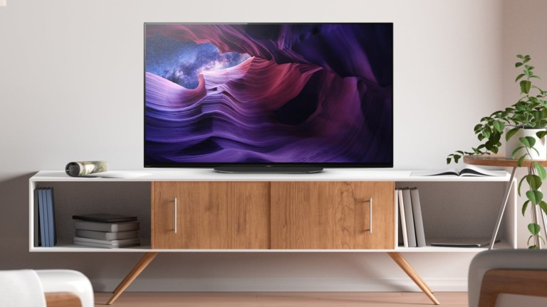 Sony A9S 4K OLED TV comes in only a 48-inch size