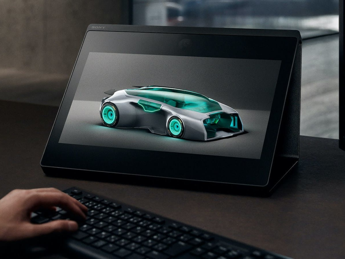 Sony Spatial Reality Display lets you authentically view 3D designs