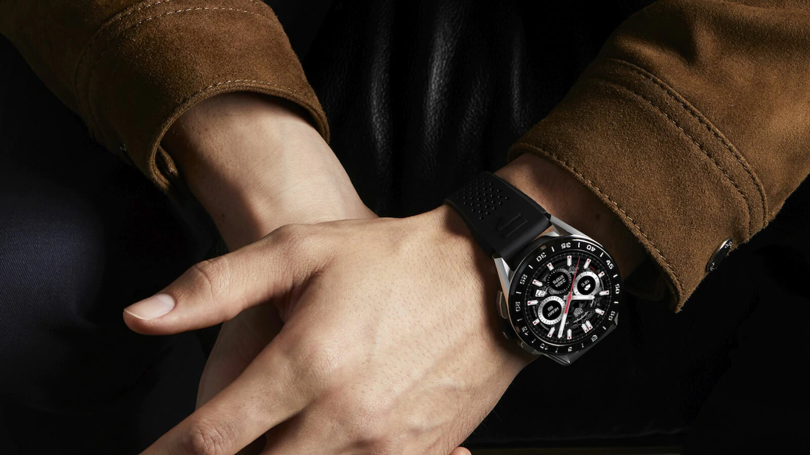 TAG Heuer Connected sports-tracking smartwatch
