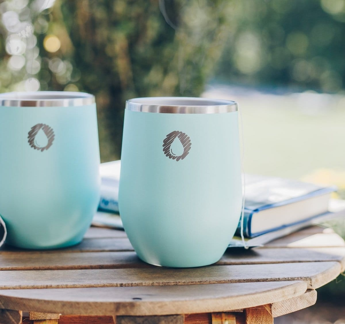 The Pure Collective Stainless Tumblers are virtually unbreakable and built to last