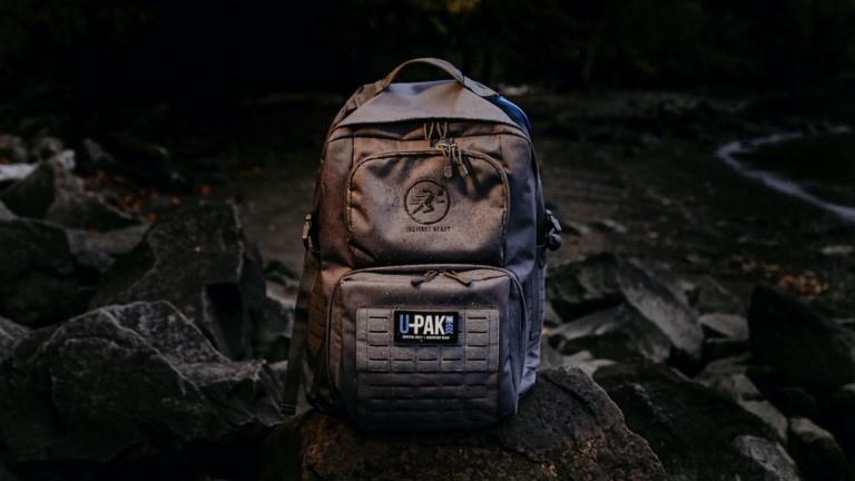 U-PAK Pro adventure-ready survival system helps you survive disasters and camp like a pro