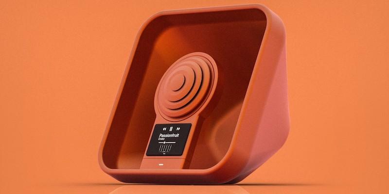 Waco Designs Smart Speaker Concept