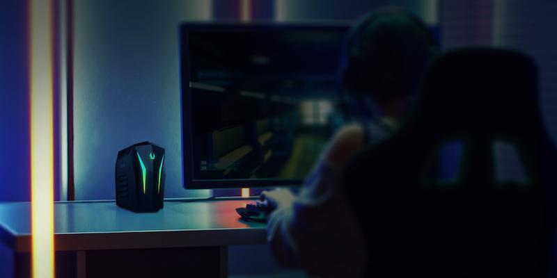ZOTAC MEK MINI Portable Gaming PC
