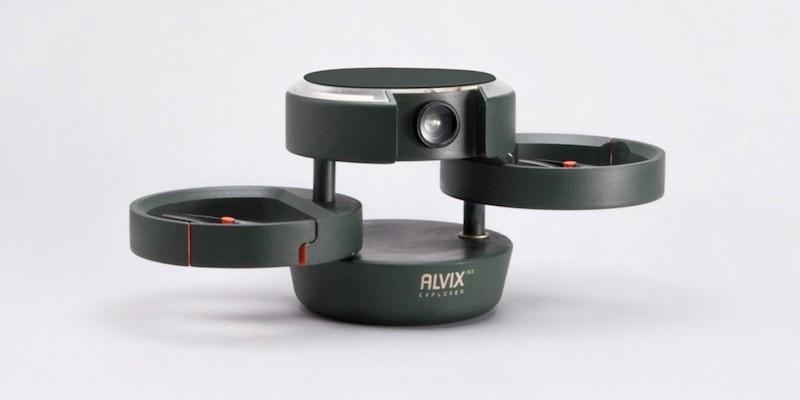 ALVIX Multifunctional Drone Concept
