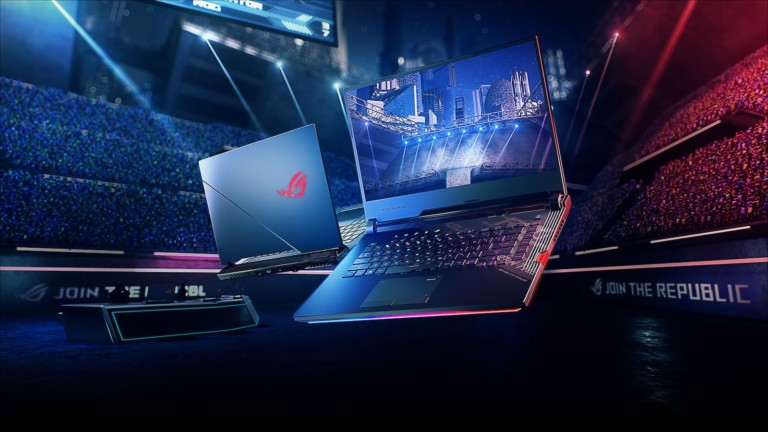 ASUS ROG Strix SCAR 15 gaming laptops offer exceptional speed, Wi-Fi 6, two SSDs, and more