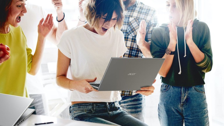 Acer Aspire 5 laptop is an affordable option with plenty of features