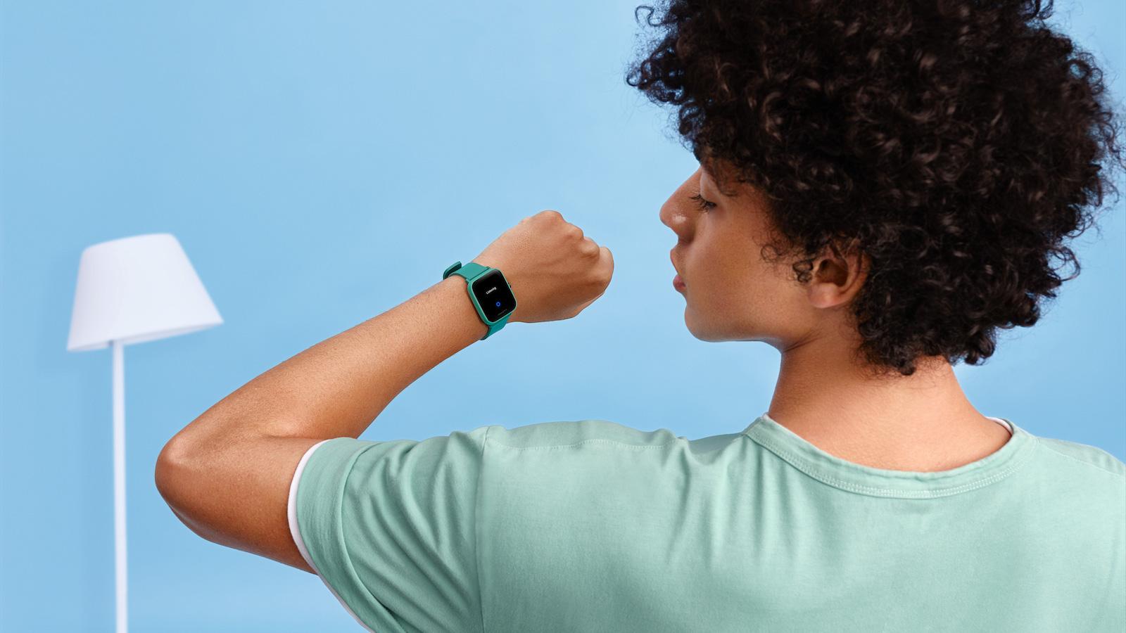 Amazfit Bip U Series smart fitness watches support stress monitoring
