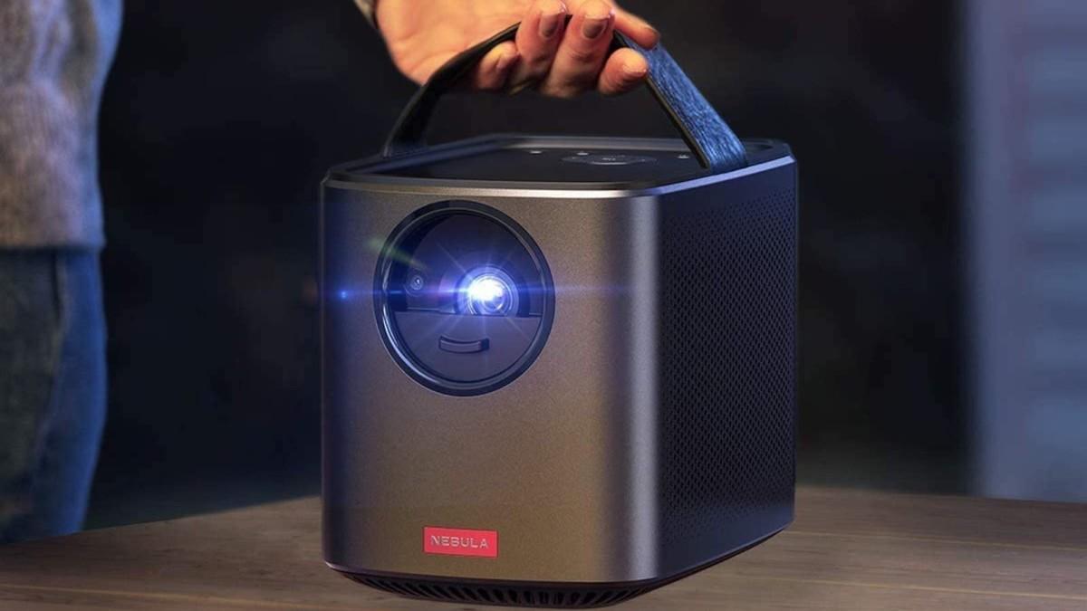 Anker Nebula Mars II Pro Portable Projector