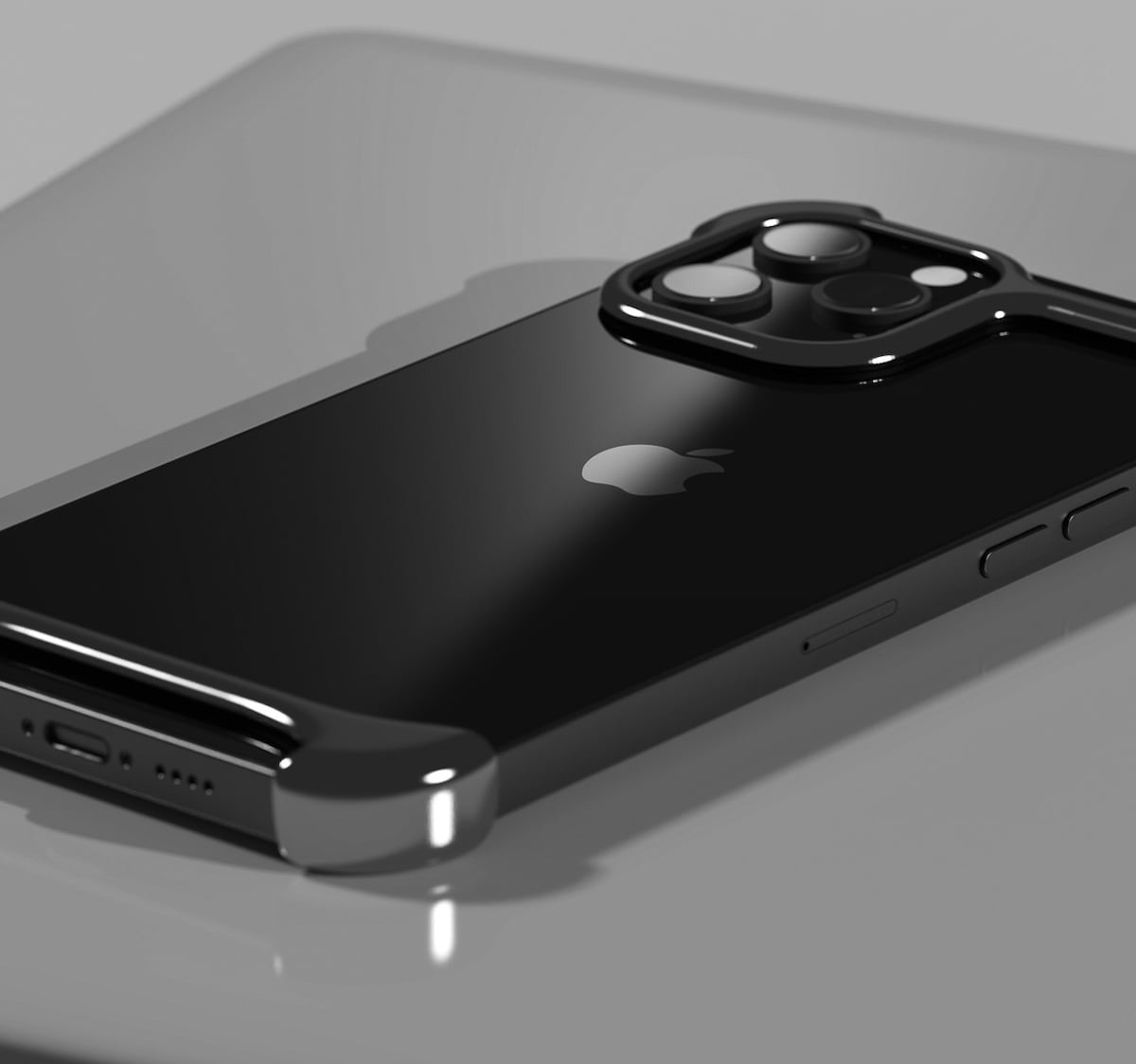 Arc Pulse reinvented iPhone 12 case blends with your phone's simple, elegant design