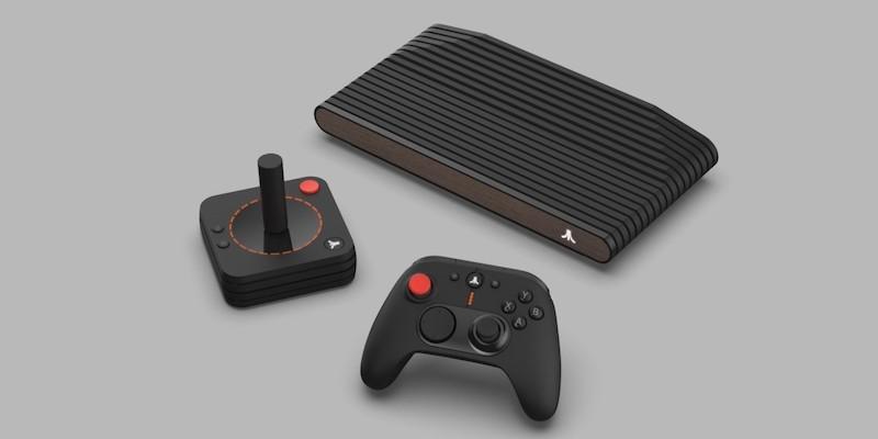 Atari VCS gaming and computer system