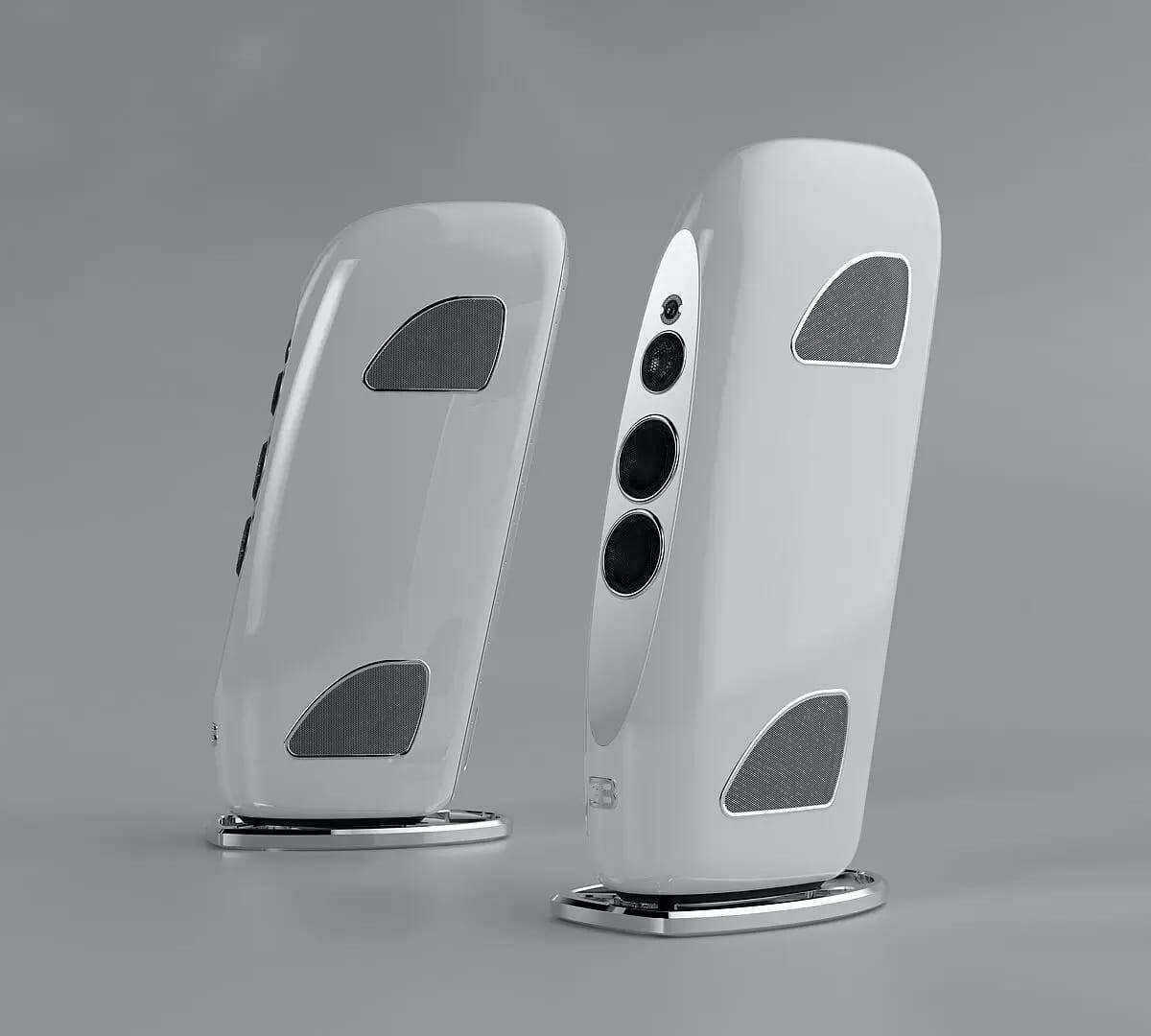 Bugatti & TIDAL Audio Royale speaker range is large and luxurious