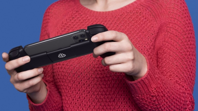 Backbone One iPhone controller