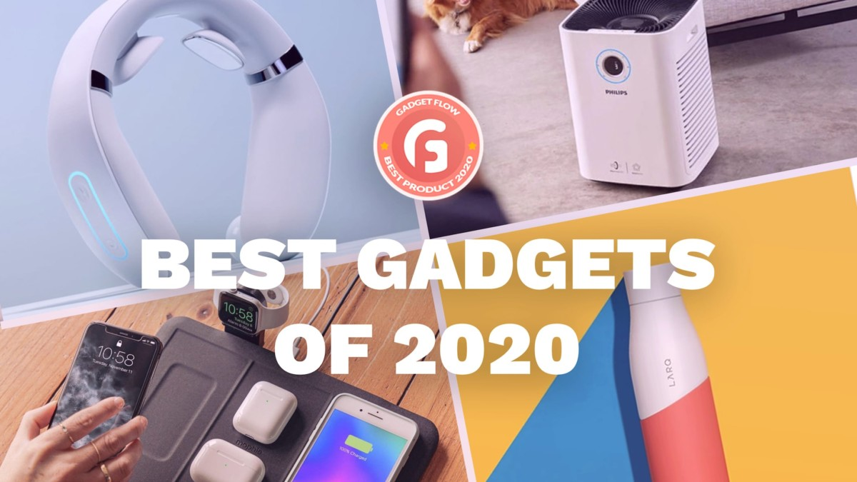 Best gadgets of 2020 curated by the Gadget Flow team