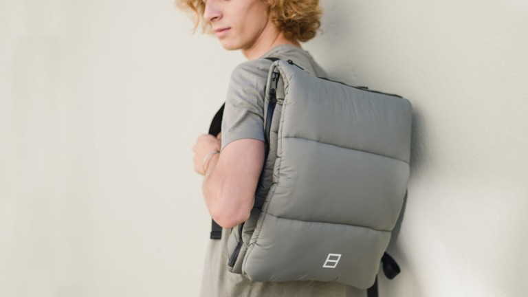 "By The Book Airback ethical modern <em class=""algolia-search-highlight"">backpack</em> is an all-in-one bag for everyday use"