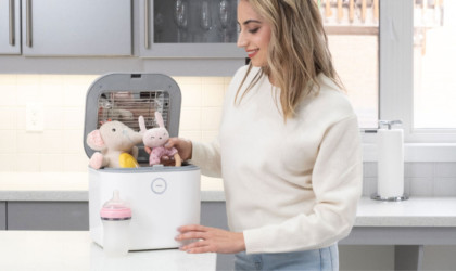 Coral UV Sterilizer and Dryer Countertop Sanitizer