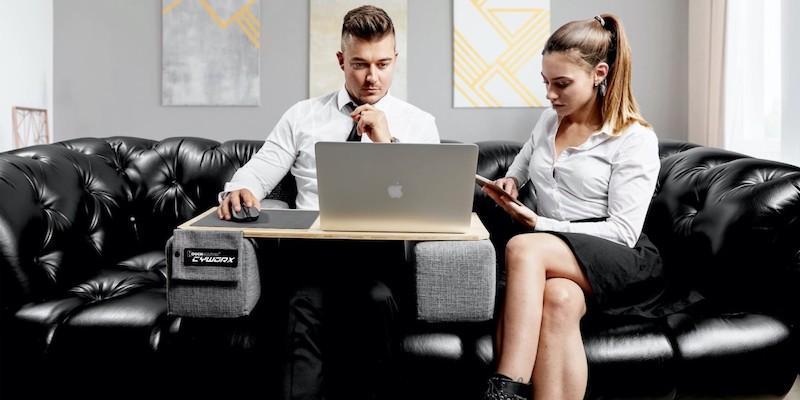Couchmaster® CYWORX Ergonomic Lapboard