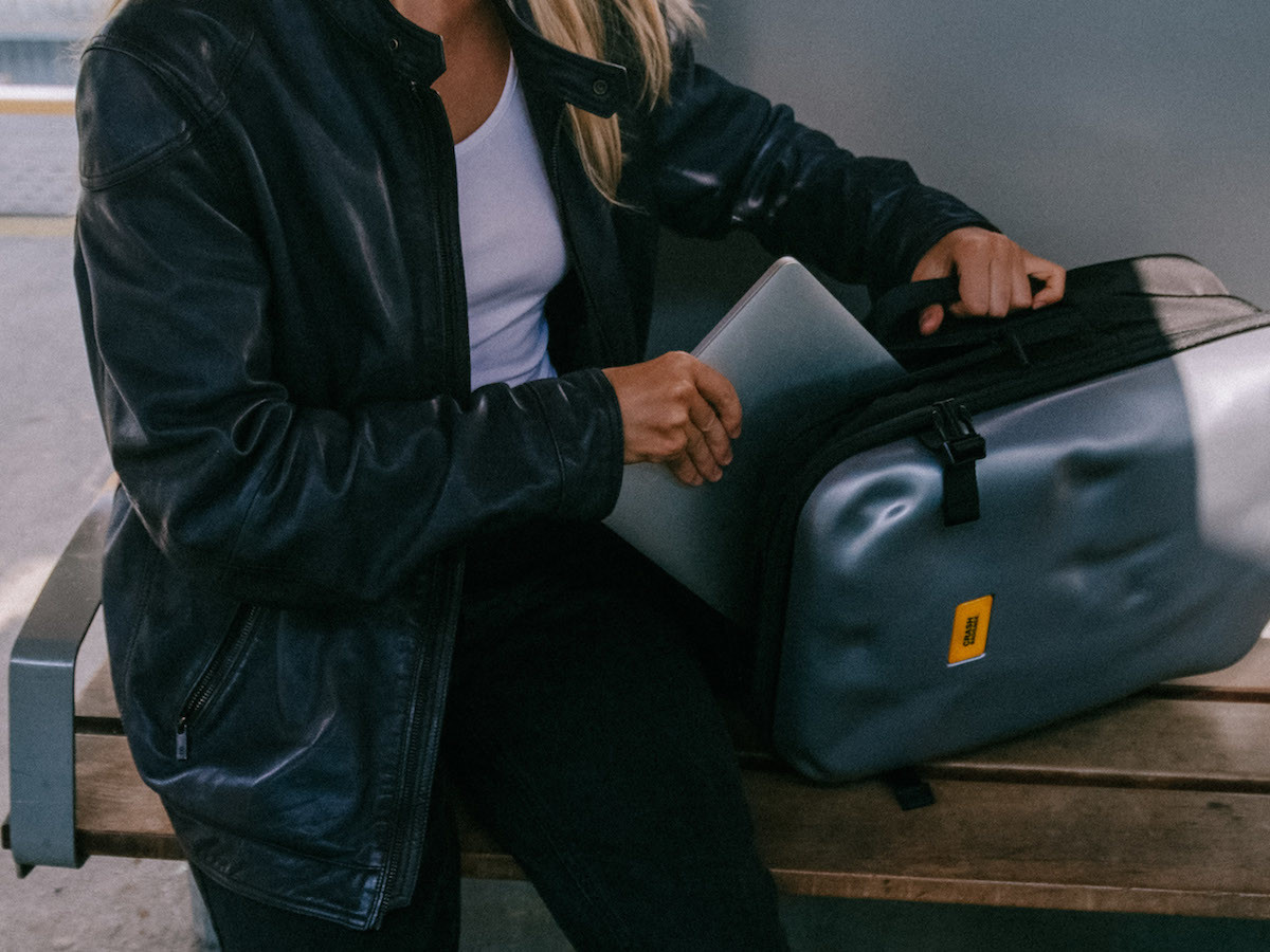 Crash Baggage durable backpacks are designed for everyday use with plenty of storage