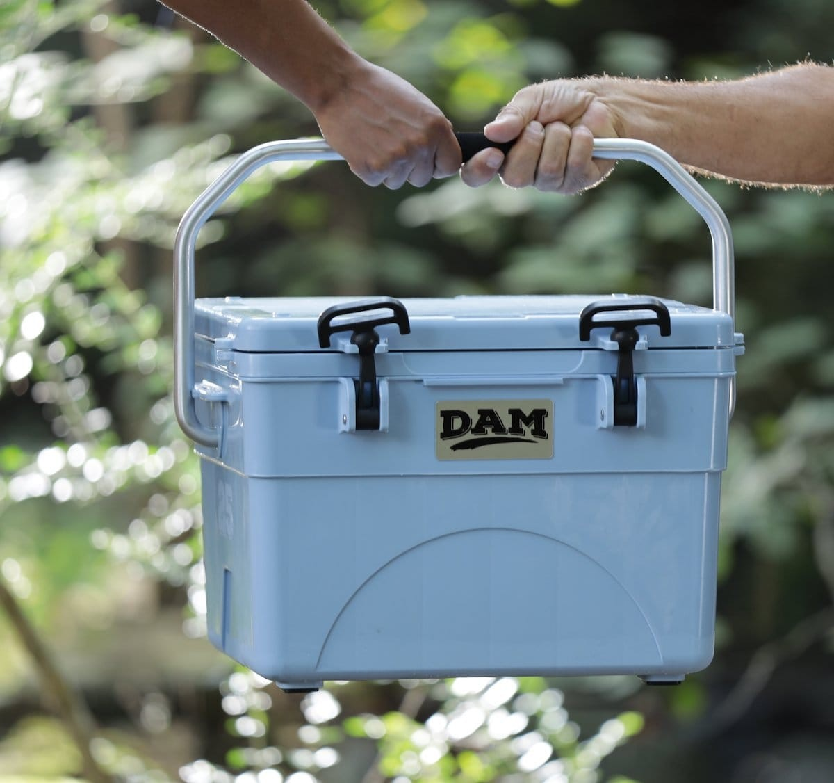 DAM Coolers vacuum-insulated cooler series keeps your food much colder for longer