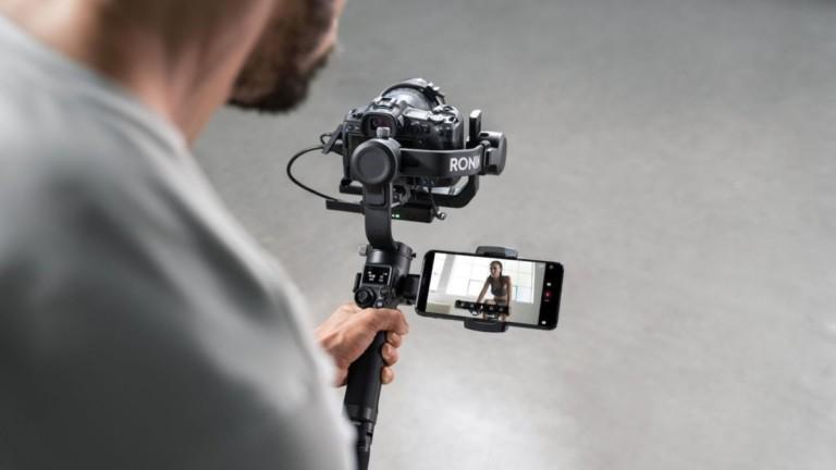 DJI RSC 2 compact camera stabilizer