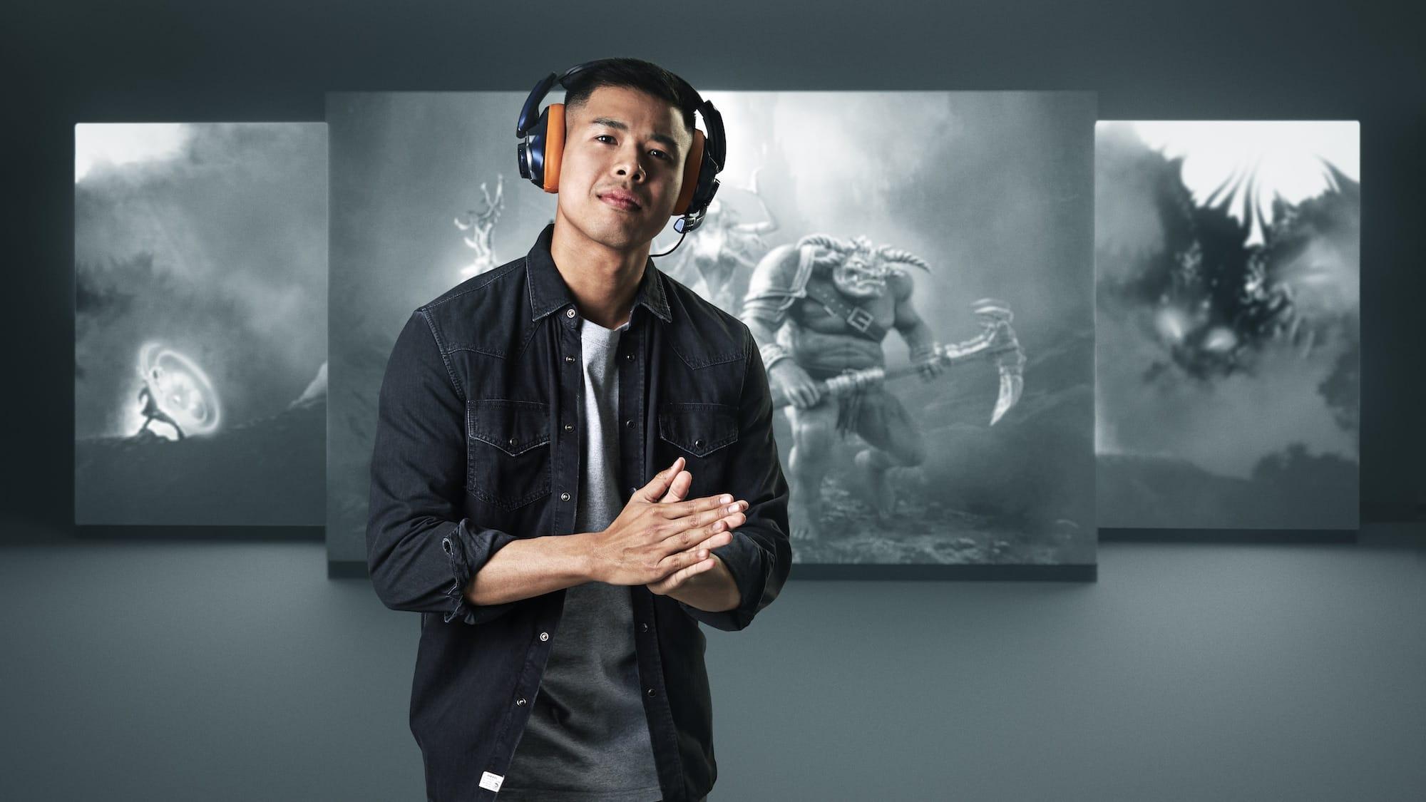 EPOS GSP 600 series premium gaming headsets have aesthetics, quality materials, & comfort