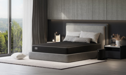 Eight Sleep Pod Pro five-layer mattress