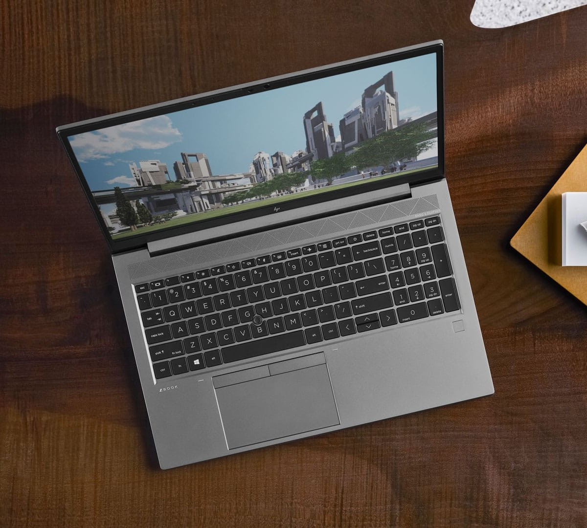 HP ZBook Firefly 14 & 15 G7 Mobile Workstations are light and compact for work on the go