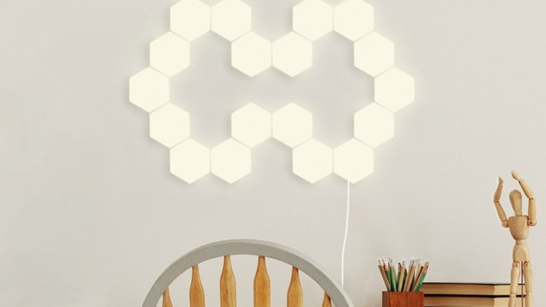 Helios Touch-Sensitive Wall Lighting